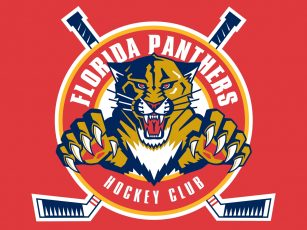 logo equipe de hockey sur glace florida panthers