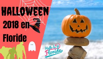 que faire pour halloween 2018 en Floride