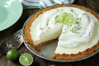 Faites un Key Lime Pie avec la recette d'Hello la FLORIDE