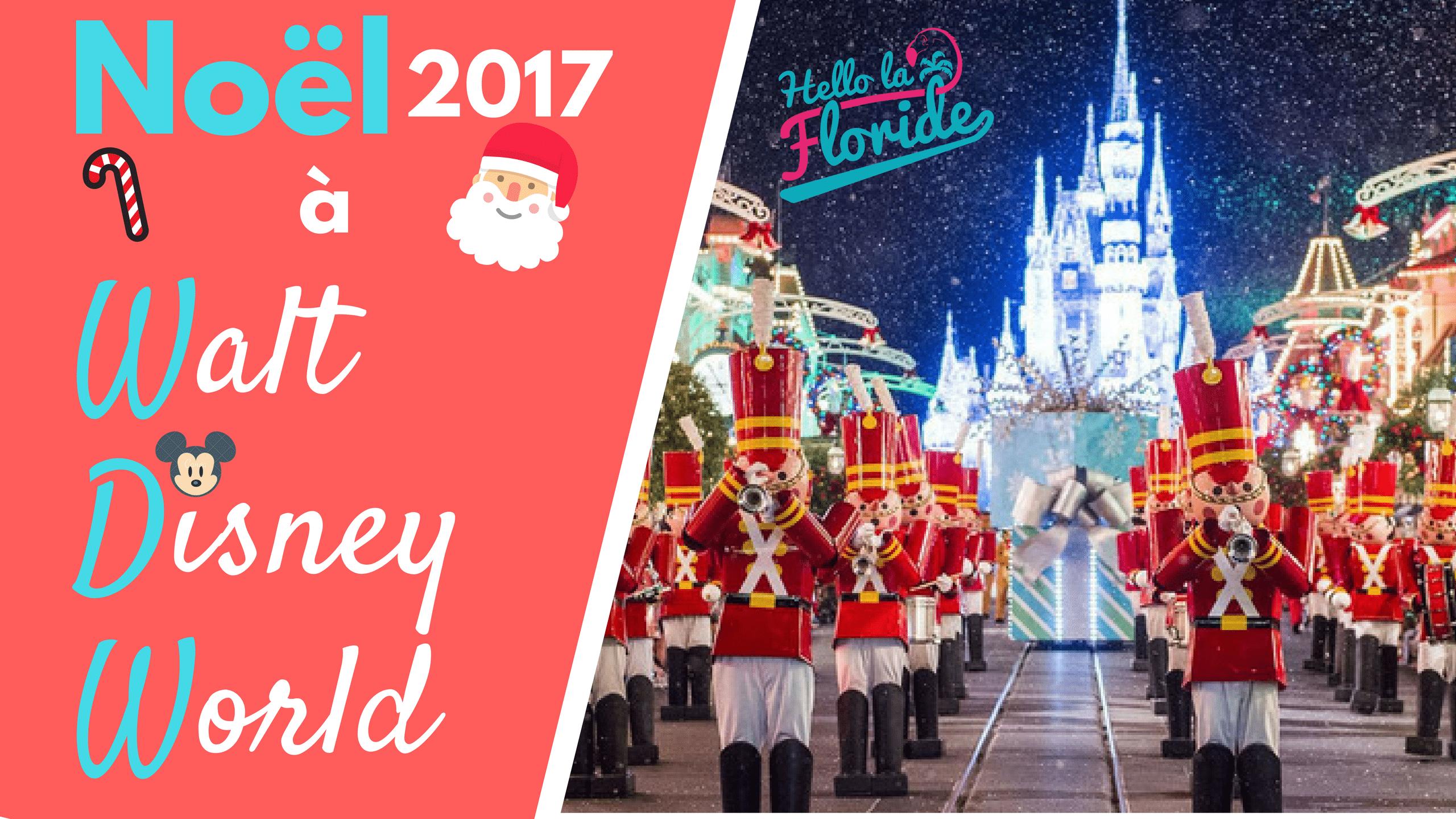 Image De Noel Walt Disney.Noel Walt Disney World Floride Parcs Attractions Hello La