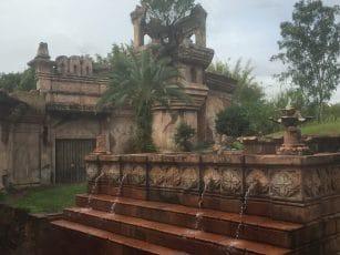 l'asie à Animal Kingdom en Floride