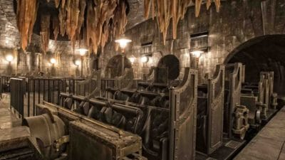 Attraction escape from gringrotts harry potter universal studios floride