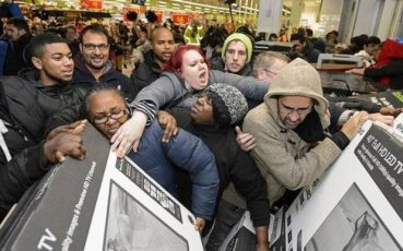 le black friday aux usa