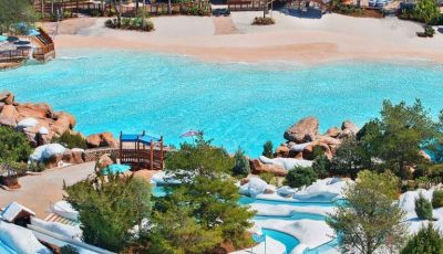 Blizzard Beach a disney en Floride