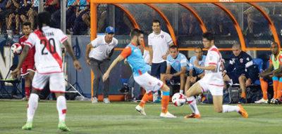 découvrez l'équipe de foot de Miami