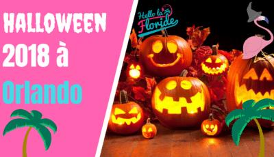 découvrez le programme pour Halloween 2018 à Orlando en Floride