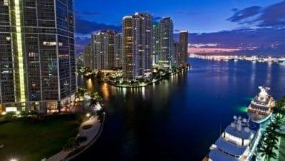 Hotel de luxe à Miami