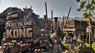 Island of adventure a Universal en Floride