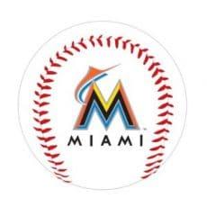 logo de l'equipe de baseball de miami les marlins