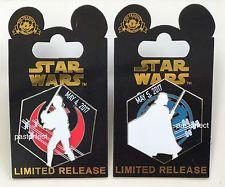 Chaque 4 mai Disney vend des pins édition limitée Star Wars