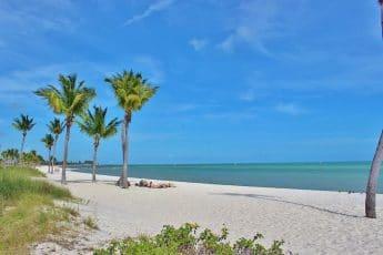 partir au mois d'août en Floride à la plage pour les vacances