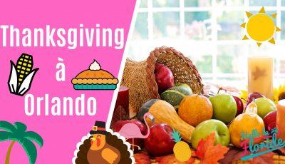 Où manger le repas de thanksgiving à Orlando ?
