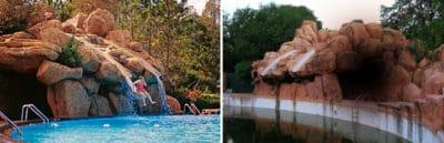 rivers country est un parc aquatique abandonné à Walt Disney World en Floride