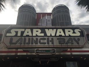 Lauch Bay de Star Wars à Disney Hollywood studios