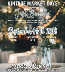 découvrez le marché vintage de kissimmee en Floride