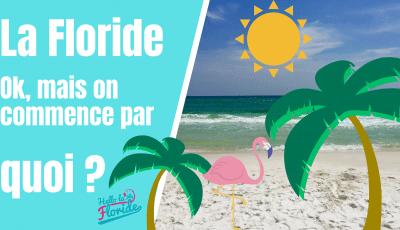 voyage et séjour en Floride