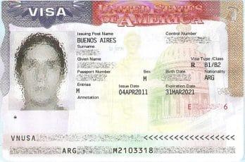 visitez la FLoride 6 mois d'affilés avec le visa B